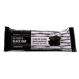 Woman Collection Black bar- Baton ciocolata neagra 40g