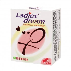 LADIES DREAM 20 capsule Quantum Pharm