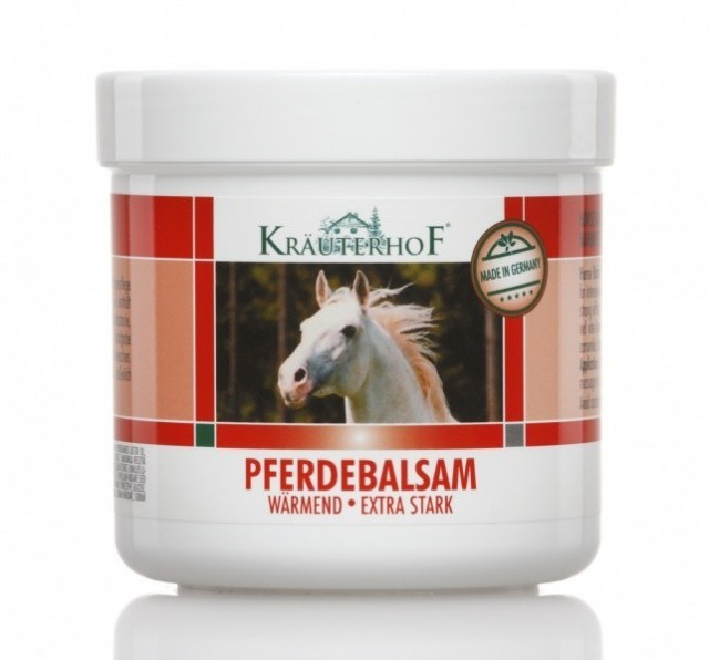 puterea calului gel extra puternic - 250 ml