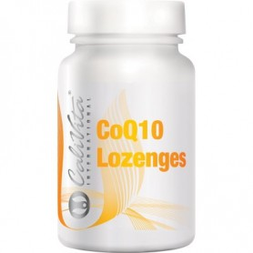 CoQ10 Lozenges, 30 tablete, Calivita