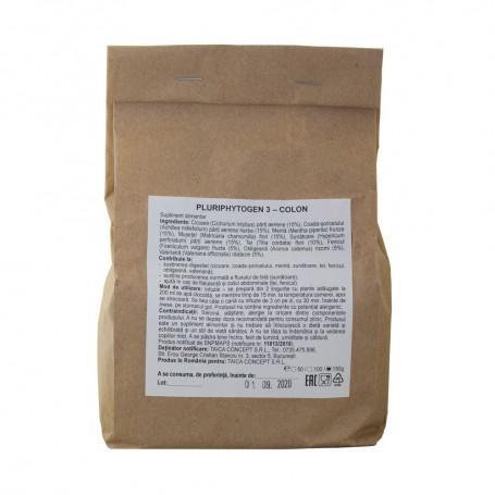 Ceai Colon Pluriphytogen 3
