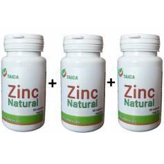ZINC NATURAL OFERTA 3 BUCATI