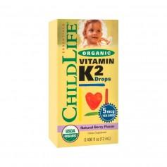 Vitamin K2 pentru copii 15mcg