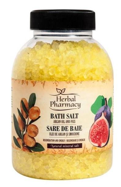 Sare de baie cu argan si smochine 1.2 kg