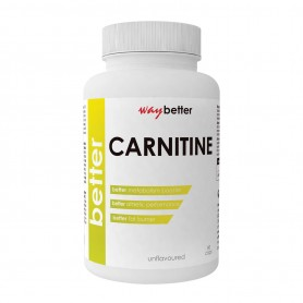 Better Carnitine 90 cps