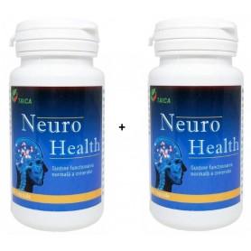 Pachet 2X Neuro Health 60 cps