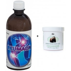 Reumalin + BALSAM-GEL DE URS 250 ML