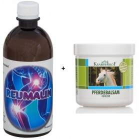 Reumalin + PUTEREA CALULUI GEL 250 ML