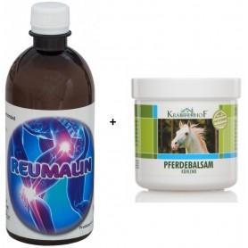 Reumalin + Puterea Calului Gel - 250 ML