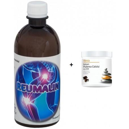 Reumalin + Balsam Puterea Calului cu Chili 250g