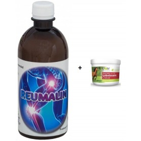 Reumalin + BALSAM PUTEREA CALULUI cu CHILI 250ml