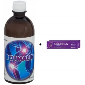 Reumalin +Crema Celadrin 40G