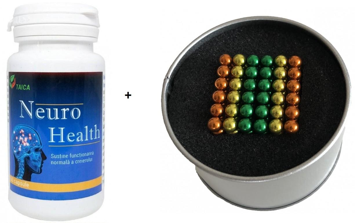 neuro health + bile magnetice anti-stres