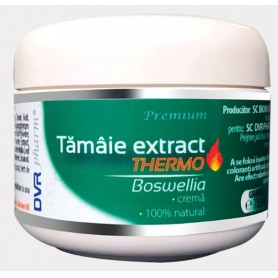 Tămâie extract thermo - Boswellia cremă - 75 ml