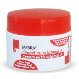 cremă cu vitamina A 45ml Mebra