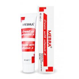 Cremă cu vitamina A 40ml Mebra