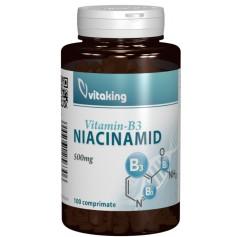 VITAMINA B3 (NIACINAMIDA) 500MG - 100 cpr