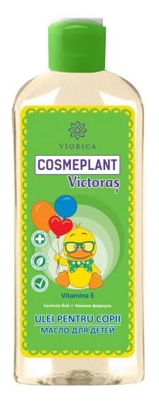 ulei pentru copii victoras - 200 ml
