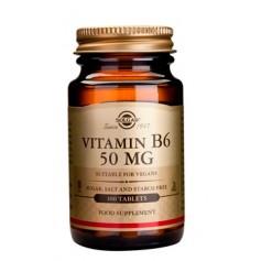 Vitamina B6 50 mg - 100 cpr