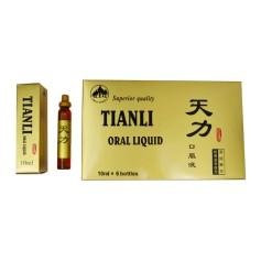 TianLi - 6 Fiole - Capac Auriu