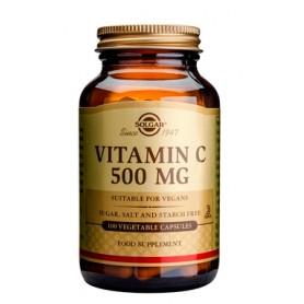 Vitamina C 500 mg -100 cps
