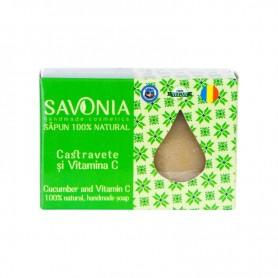Sapun Natural Castravete si Vitamina C - 90g