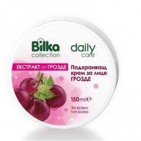 Crema de Fata, cu Glicerina si Extract de Struguri Rosii - 150ML