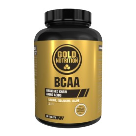 BCAA'S 60 TB GOLDNUTRITION