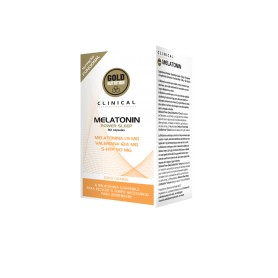 CLINICAL MELATONIN POWER SLEEP 30 CPS GOLDNUTRITION