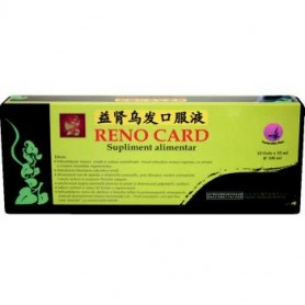 Reno Card 10 fiole X 10 ml Naturalia Diet