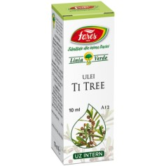 ULEI esential de Tea-TREE-10ML fares orastie