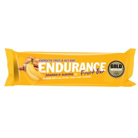 ENDURANCE FRUIT BAR BANANE (Baton a 40 Gr) - GOLDNUTRITION