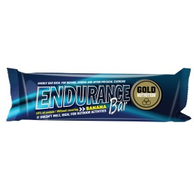 ENDURANCE BAR BANANE (baton 60 gr) - GOLDNUTRITION®