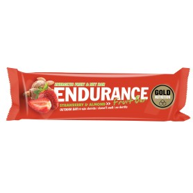 ENDURANCE FRUIT BAR CAPSUNI ( baton 40 gr) - GOLDNUTRITION®