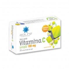 Vitamina C 180mg  20 cpr