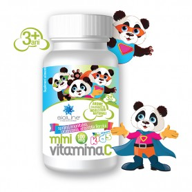 Mini Vitamina C 100 mg 30 cpr