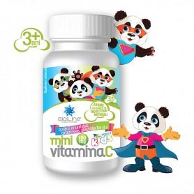 Mini Vitamina C 100 mg 30 cpr