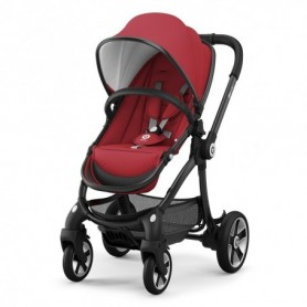 Kiddy carucior sport Evostar 1 Ruby Red