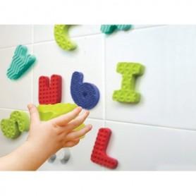 LUDI Litere din spuma pentru baie