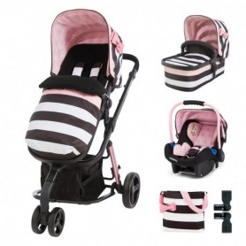 Carucior sistem 3 in 1 Cosatto Giggle 2 Golightly 3
