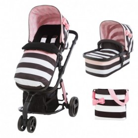 Carucior sistem 2 in 1 Cosatto Giggle 2 Golightly 3