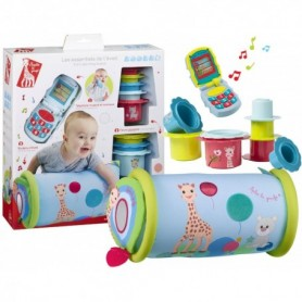 Set jucarii Essentials, Girafa Sophie