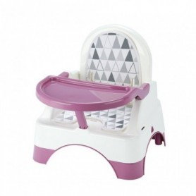 Booster evolutiv Edgar 3 in 1 Thermobaby Orchid pink
