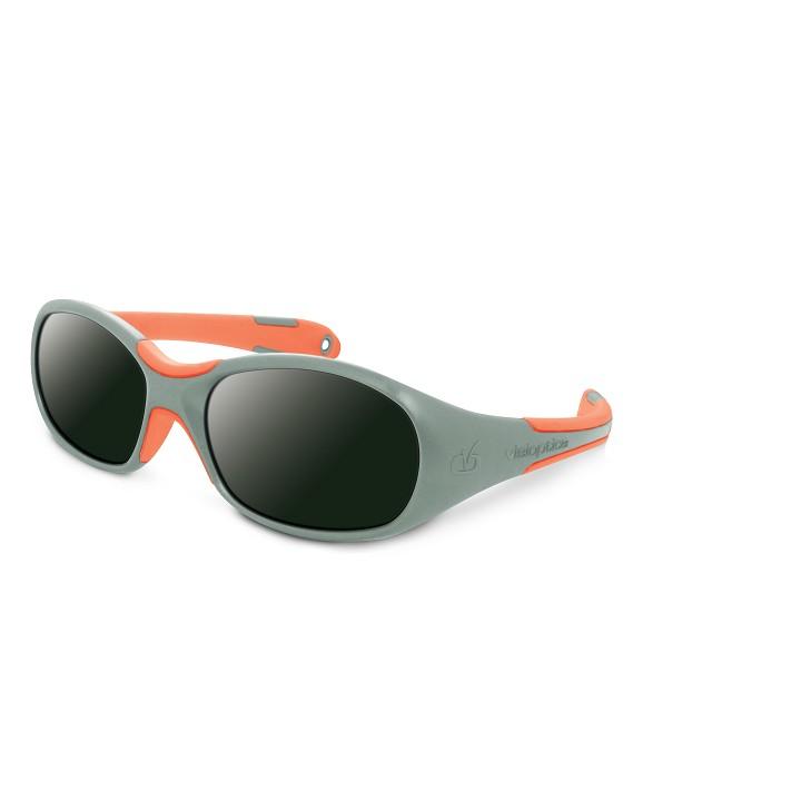 ochelari protectie solara reverso alpina 2-4 ani, grey orange
