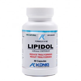 LIPIDOL CU CHITOSAN 60 CPS