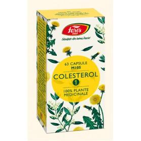 Colesterol 1 63 capsule