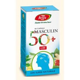 Masculin 50+ 60 capsule
