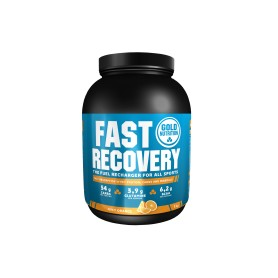 FAST RECOVERY PORTOCALE - 1kg - GOLDNUTRITION