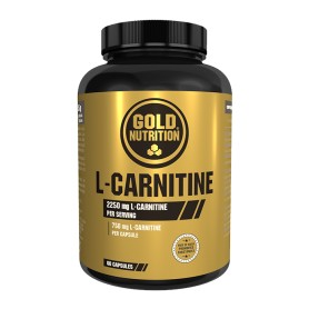 GOLDNUTRITION, L-CARNITINE, 750mg, 60cps