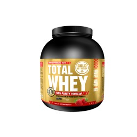 TOTAL WHEY PROTEIN CAPSUNI 2kg - GOLDNUTRITION
